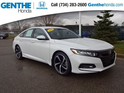 Pre-Owned 2018 Honda Accord Sport