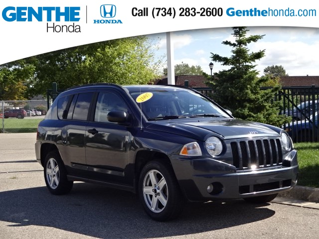 Pre Owned 2007 Jeep Compass Sport 4d Sport Utility In Southgate