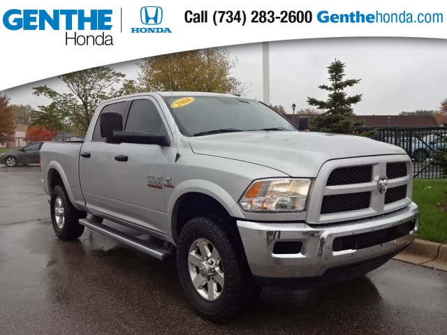 Pre-Owned 2014 Ram 2500 Outdoorsman