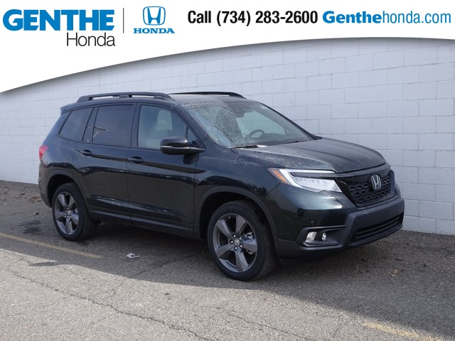 2019 Honda Passport Touring AWD